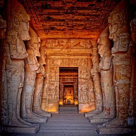 Nigel Fletcher-Jones - Abu Simbel Great Temple