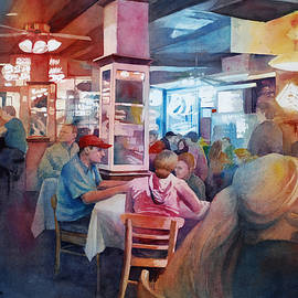 Sue Zimmermann - Acme Oyster House