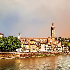 Maria Coulson - Adige River