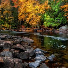 Mark Papke - Adirondacks Buttermilk Falls