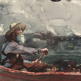 Adirondacks Guide - Winslow Homer