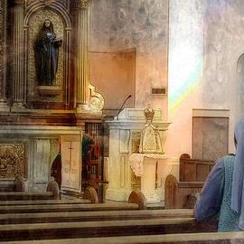 Kate  Word - Adoration Chapel