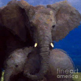 Anthony Fishburne - African Elephants