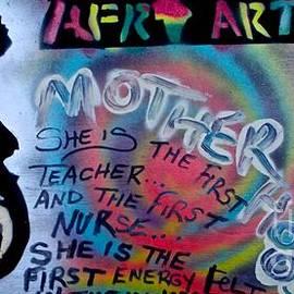 Tony B Conscious - Afro Motherhood