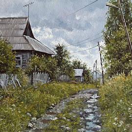 Alexander Volya - After the rain