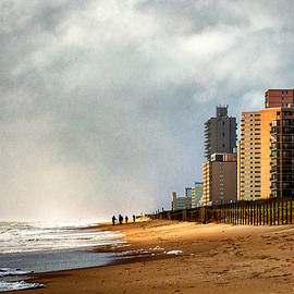 Bill Swartwout - After the Storm at Condo Row