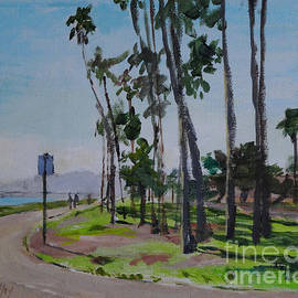 Joan Coffey - Afternoon At East Beach