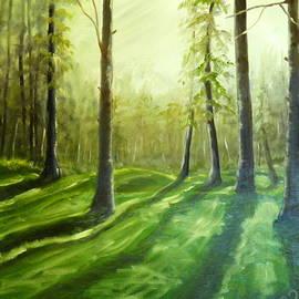 Ida Eriksen - Afternoon Light