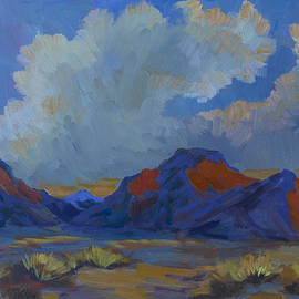 Afternoon Light - La Quinta Cove - Diane McClary
