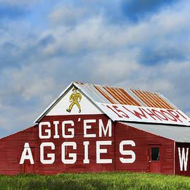 Stephen Stookey - Aggie Nation Barn