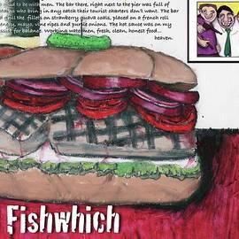 Billy Knows - Ahi Fishwich