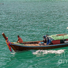 Thomas Levine - Ahoy Long Boat