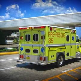 RKAB Works - Airport Ambulance