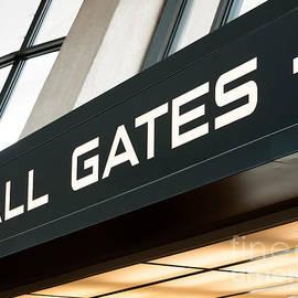 Airport Gates Sign - Paul Velgos