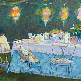 Al Fresco  - William Ireland
