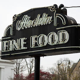 Jeff Roney - Aladdin Fine Food