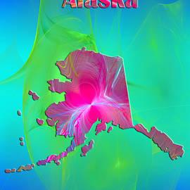 Roger Wedegis - Alaska Map