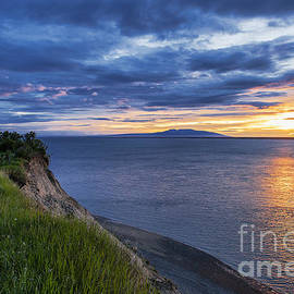 John Greim - Alaska Sunset