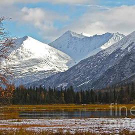Rick  Monyahan - Alaskan Autumn