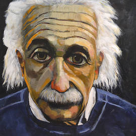 Albert Einstein - Mary Medrano