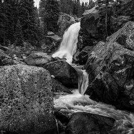 Aaron Spong - Alberta Falls