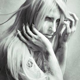 Albino demon - Cambion Art