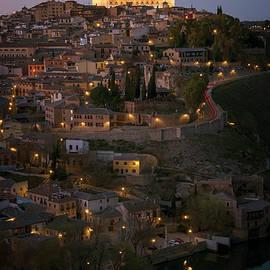 Joan Carroll - Alcazar Night Toledo Spain
