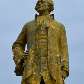 Richard Andrews - Alexander Hamilton Monument