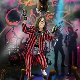 Don Olea - Alice Cooper
