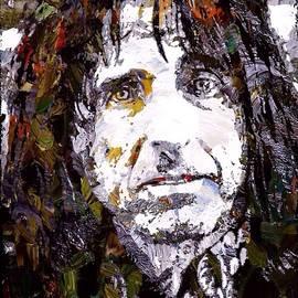 Scott Wallace  - Alice Cooper Graffiti Portrait