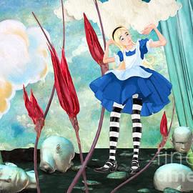 L Wright - Alice In Trouble