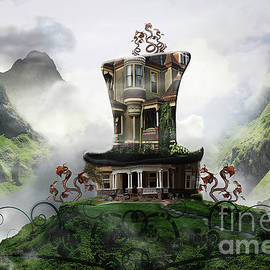 Tricia CastlesNcrowns - Alice Through Looking Glass HATTER HOUSE