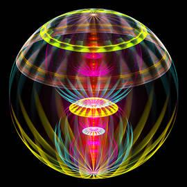 Natalia Bykova - Alien sphere fractal fantasy