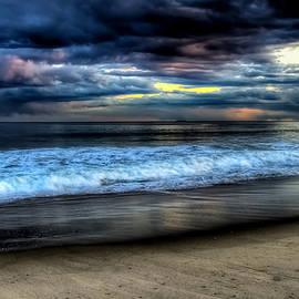 Mike  Deutsch - Alien Storm Clouds