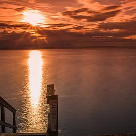 Calazones Flics - Alki Sunset