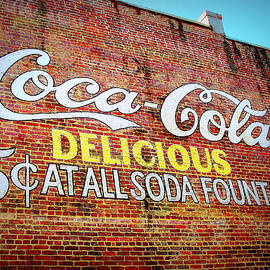 Rodger Painter - Early Coca Cola Wall Art