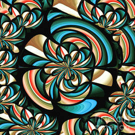 Gaspar Avila - Almost floral abstract