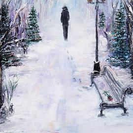 Boyan Dimitrov - Alone in park