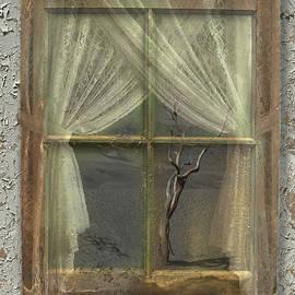 Jeff Burgess - Alone..out my window