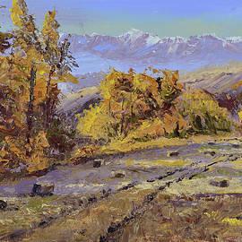 Stephen David Rathburn - Along The Yellowstone