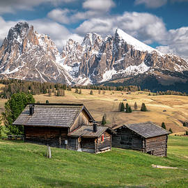 James Udall - Alpe Di Suisi Cabin