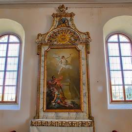 Leif Sohlman - Altarpiece