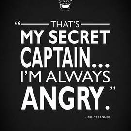 Always Angry - Mark Rogan