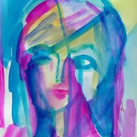Judith Redman - Always Hides Her Tears