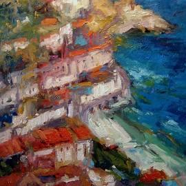 R W Goetting - Amalfi