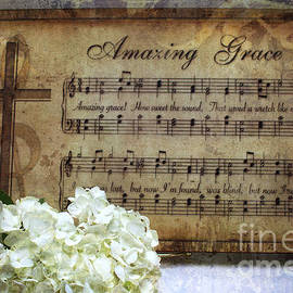 Ella Kaye Dickey - Amazing Grace - Christian Home Art