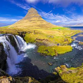 Matthias Hauser - Amazing Kirkjufell waterfall Iceland