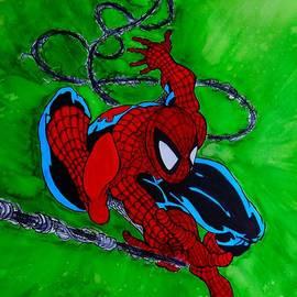 Justin Moore - Amazing Spider Man 301