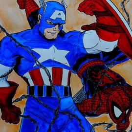 Justin Moore - Amazing Spider-Man 323