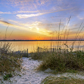 Rob Sellers - Amelia Island State Park Sunset